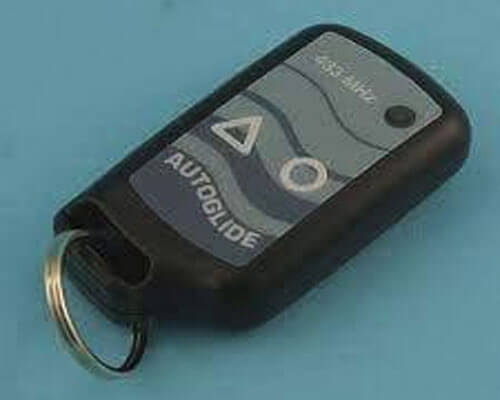Key Remote Garage Door